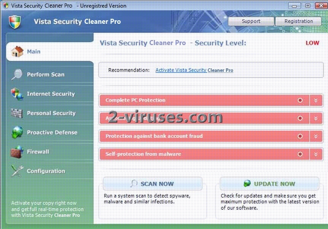 related image #1 from Vista Security Cleaner Pro
