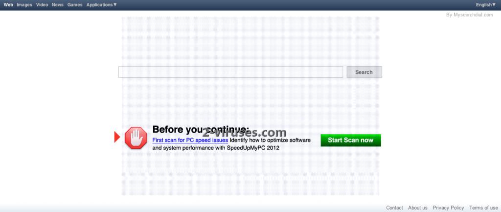supprimer mysearchdial virus sur les navigateurs