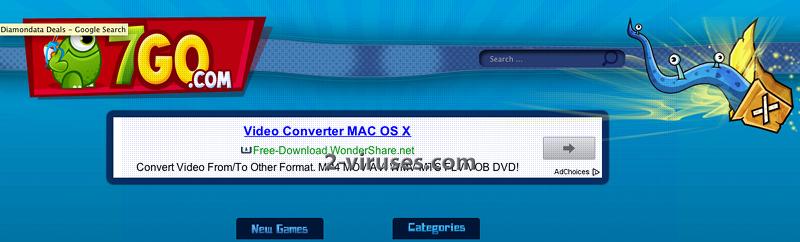 Le virus 7go.com