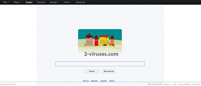 Le virus Best-found.com