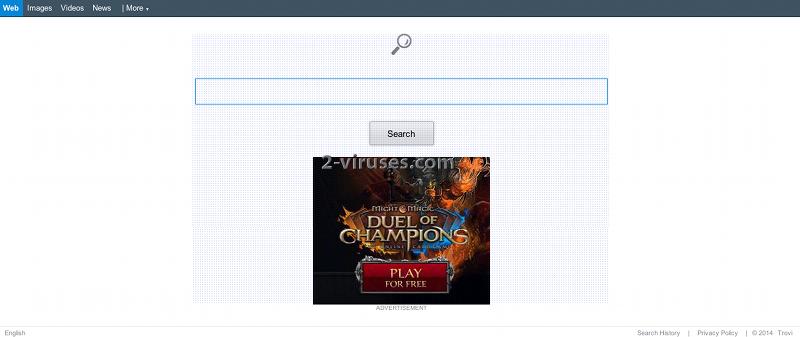 Le virus Trovi.com