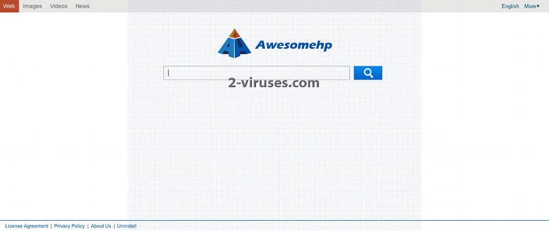 Le virus Awesomehp.com
