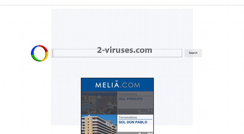 Le virus Websearch.amaizingsearches.info