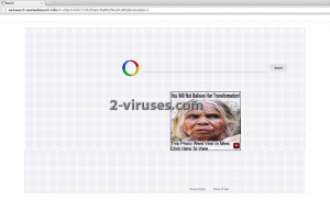 Le virus Websearch.coolwebsearch.info
