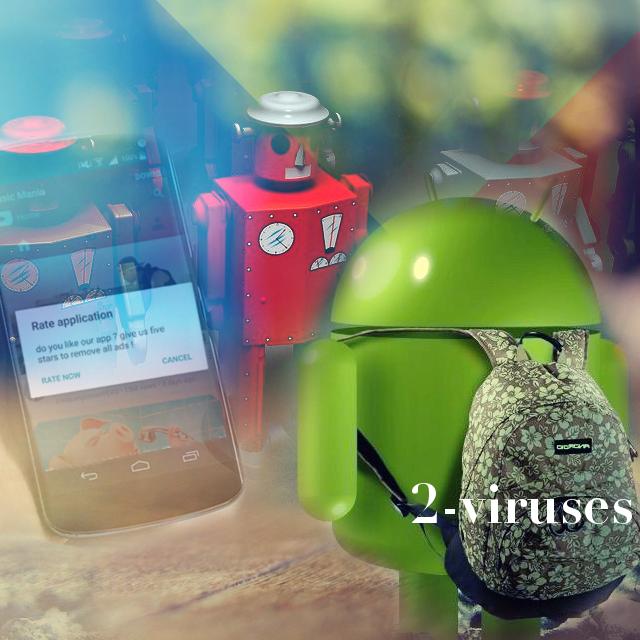 Des logiciels malveillants menacent dans Google Play Store pour demander une évaluation 5 étoiles