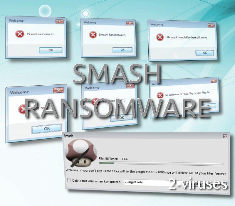 smash ransomware