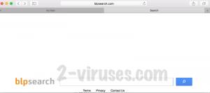 Le virus Blpsearch.com