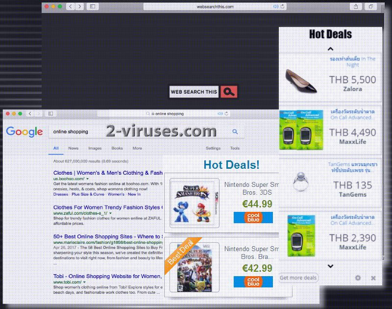 Websearchthis.com virus