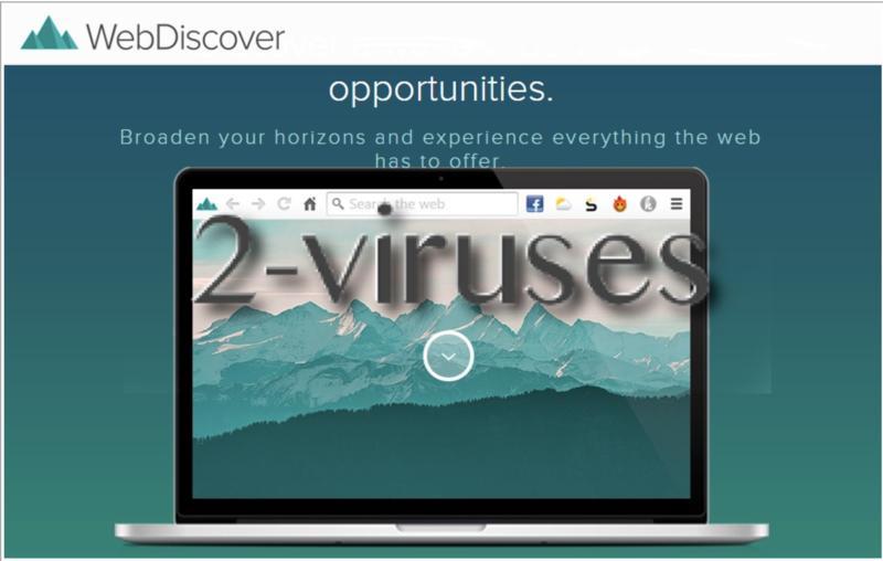 WebDiscover Adware Virus Remove