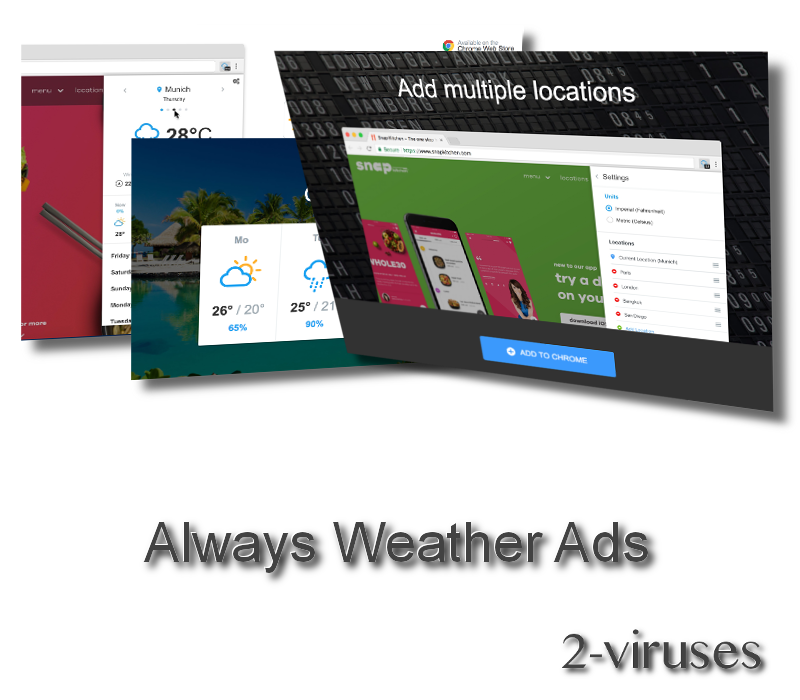 Always Weather Ad virus