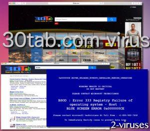 Le virus 30tab.com