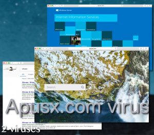Le virus Apusx.com