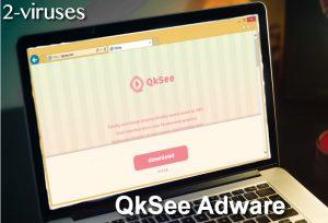L'adware QkSee