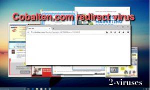 La redirection Cobalten.com