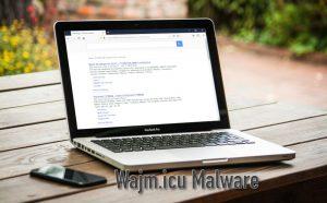 Le malware Wajm.icu