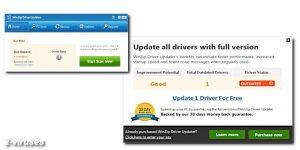 Le virus WinZip Driver Updater