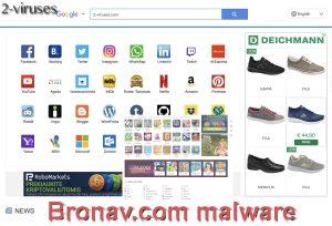 Le malware Bronav.com